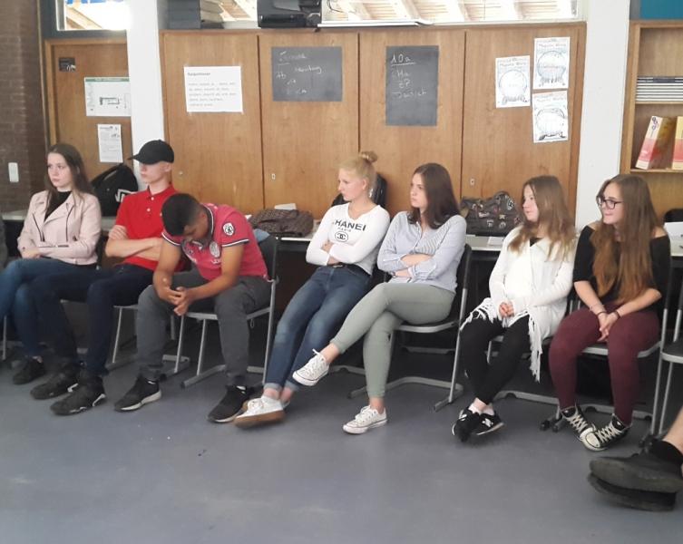 Eindrücke vom Z(w)eitzeugen-Projekttag 2018